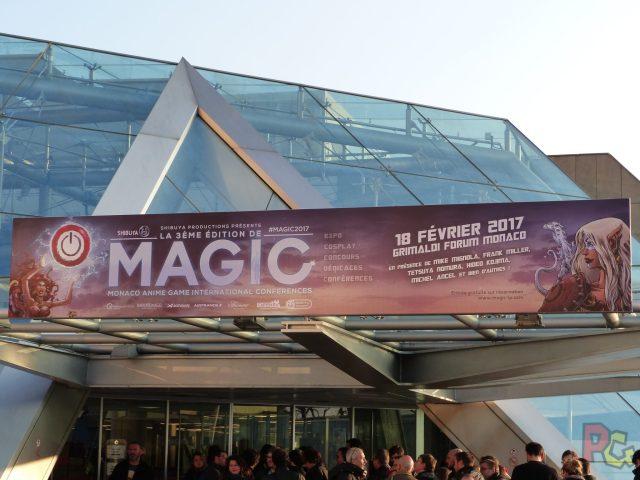 MAGIC 2017 sous le soleil de Monaco