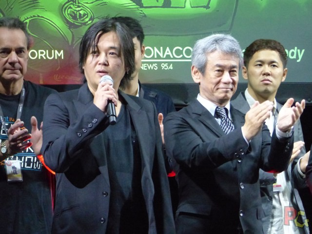 MAGIC 2017 - Invités Square Enix
