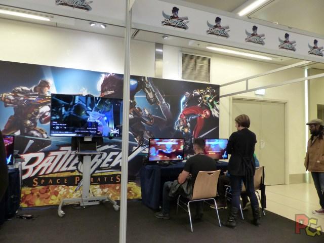 MAGIC 2017 - Battlecrew Space Pirates en essai