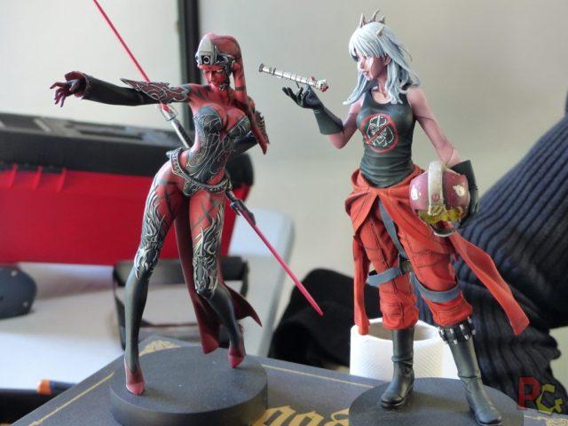 Mangame Winter Edition - Création de figurines