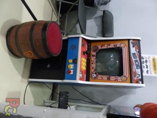 Re-Play 2017 - Borne d'arcade Donkey Kong