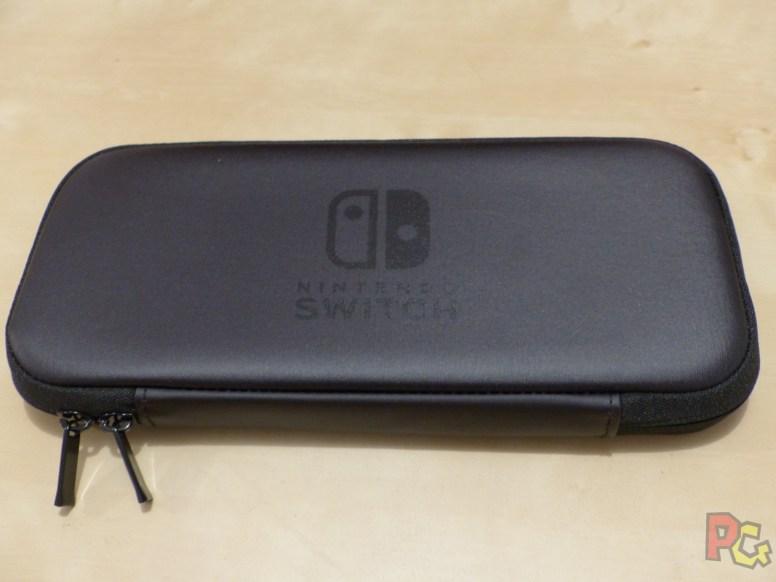 Unboxing Switch - Housse de protection
