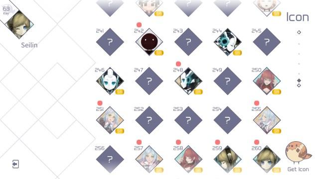 VOEZ - icônes à collectionner