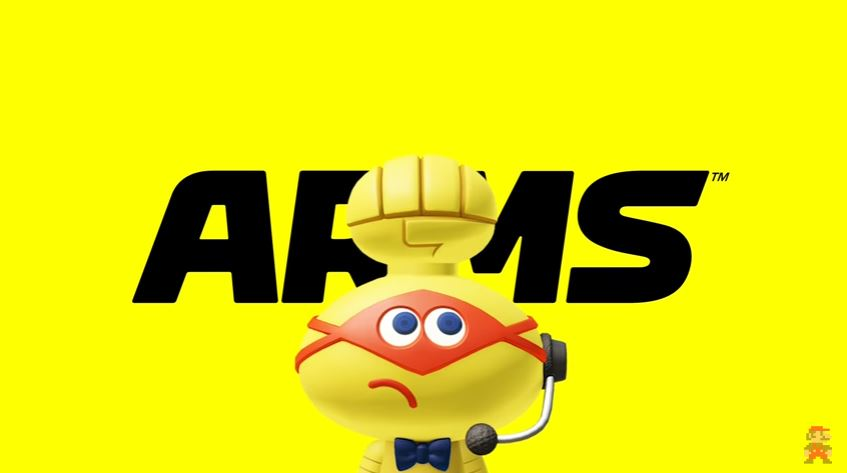 Nintendo Direct - Arms