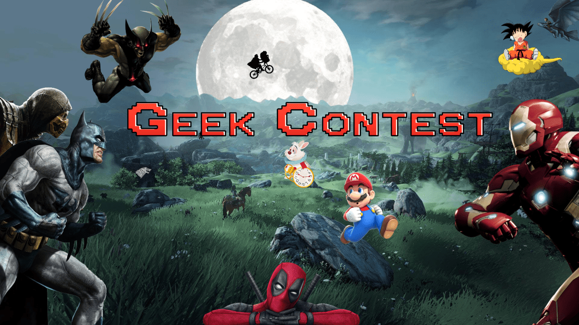 Geek-Contest - Le Temps