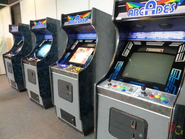 MangAzur 2017 - Bornes arcades