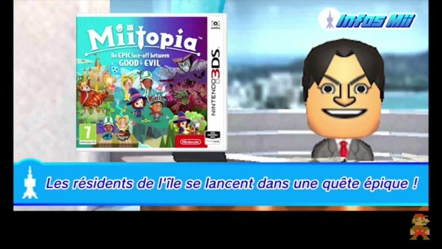 Nintendo Direct - Miitopia