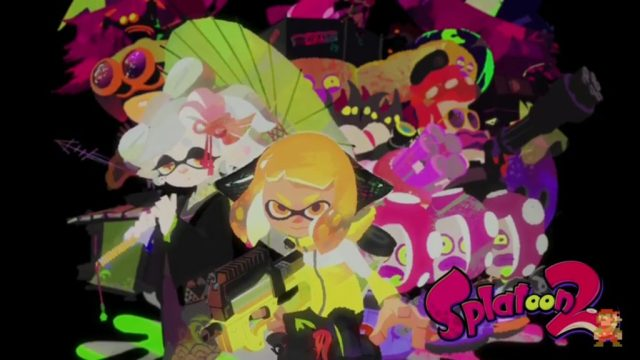 Splatoon 2 - Artwork