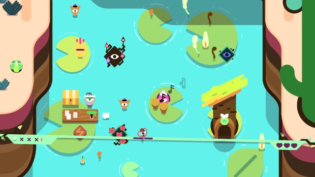 TumbleSeed - camp de pause