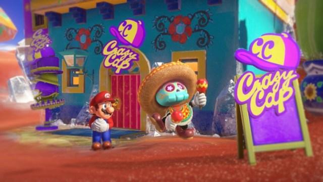 #NintendoParis2017 - Mario Odyssey2