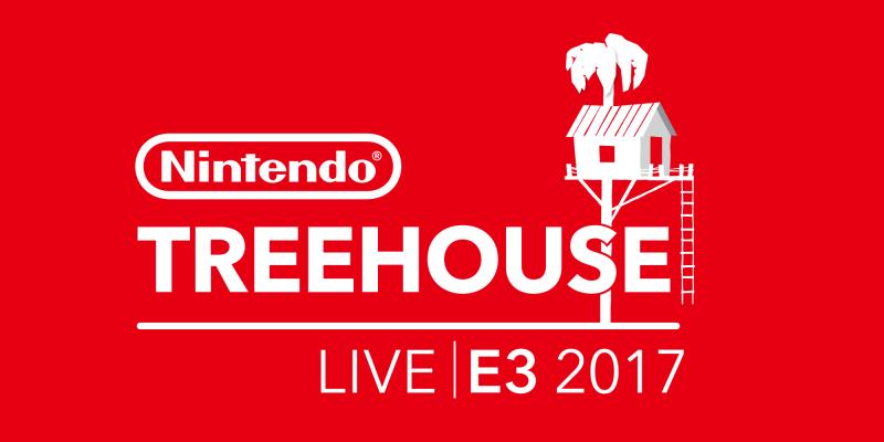 Nintendo Treehouse 2017