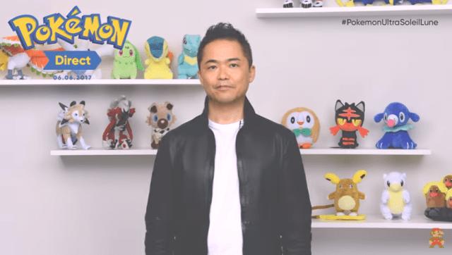 Pokémon Direct 06062017