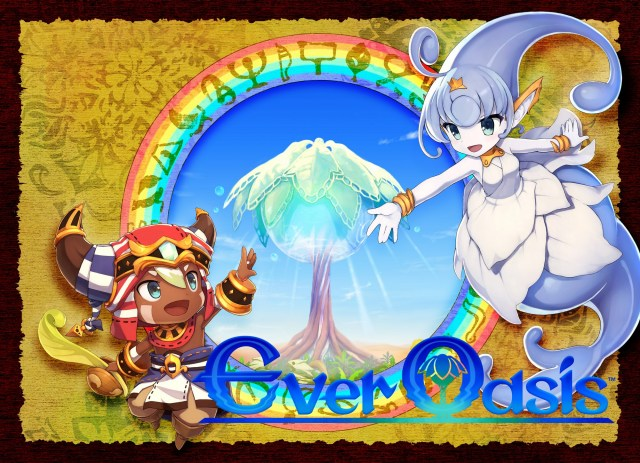 Ever-Oasis Test