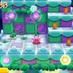 Kirby's Blowout Blast - Niveau Ex en hauteur