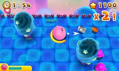 Kirby's Blowout Blast - Niveau Ex