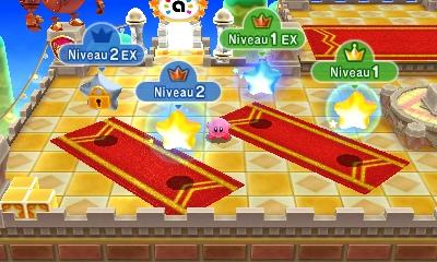 Kirby's Blowout Blast - chateau