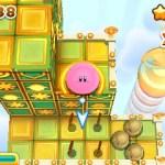 Kirby's Blowout Blast - niveau vers le bas