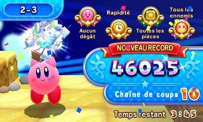 Kirby's Blwout Bast - score