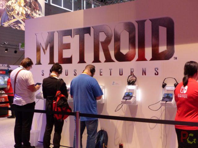 GC2017 Nintendo - Metroid