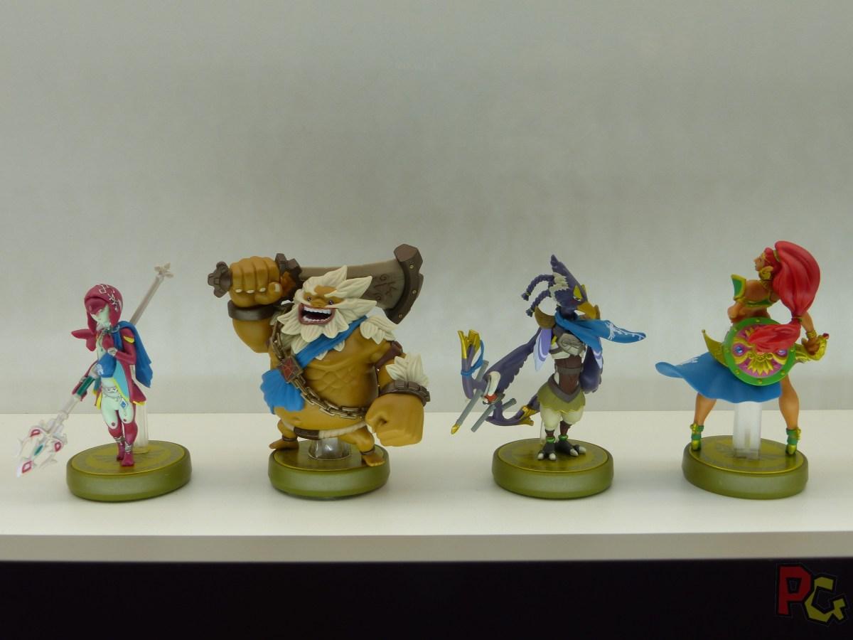 GC2017 Nintendo - amiibo Prodiges