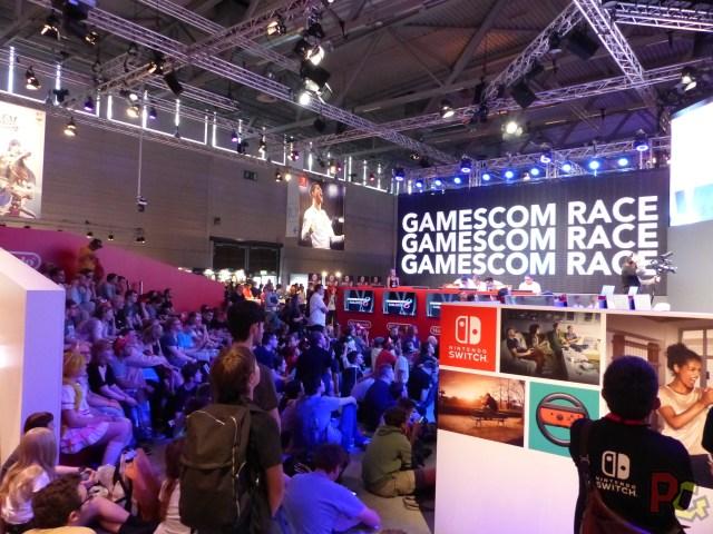 GC2017 Nintendo - scène