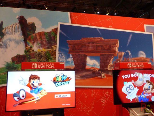GC2017 Nintendo - Mario Odyssey
