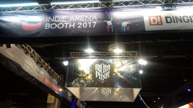 Indie Arena Booth 1