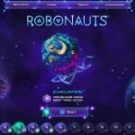 Robonauts menu