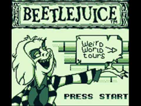 Beetlejuice GB