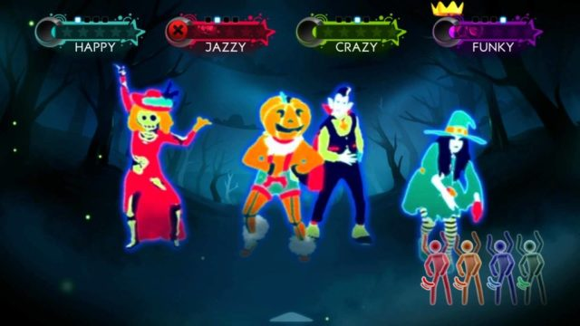 Just Dance Halloween