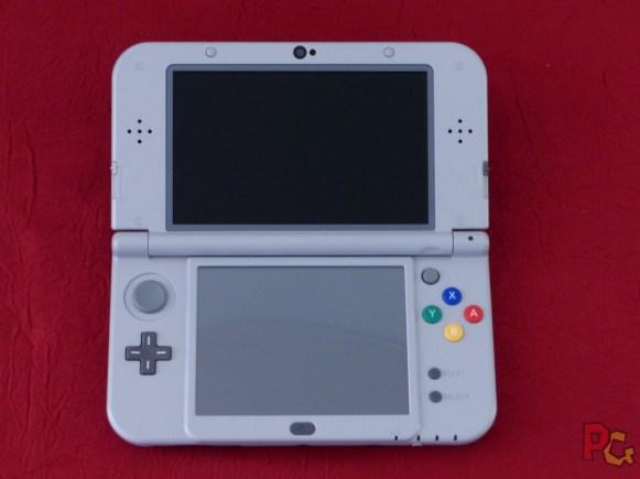 new 3DS XL SNES intérieur