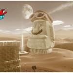 Super Mario Odyssey - pays des sables 3