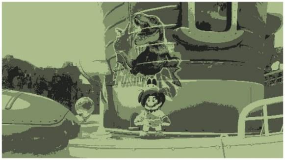 Super Mario Odyssey - pays des chutes 6