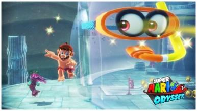 Super Mario Odyssey - pays du Lac 3