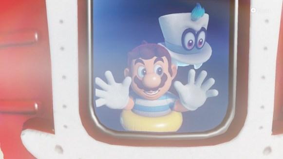 Super Mario Odyssey - pays du Lac 14