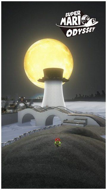 Super Mario Odyssey - pays des chapeaux 12
