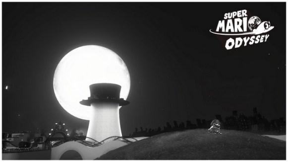 Super Mario Odyssey - pays des chapeaux 2