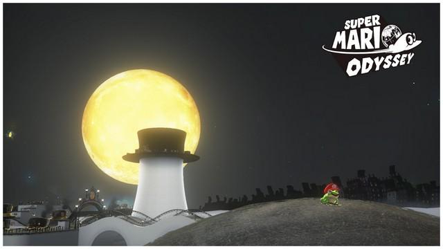 Super Mario Odyssey - pays des chapeaux 5