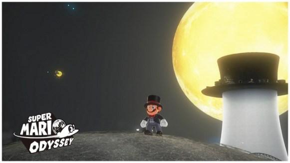 Super Mario Odyssey - pays des chapeaux 6