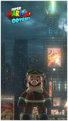 Super Mario Odyssey - pays gratte-ciel 39
