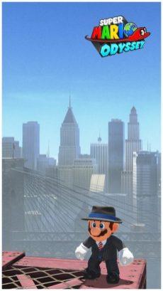 Super Mario Odyssey - pays gratte-ciel 42