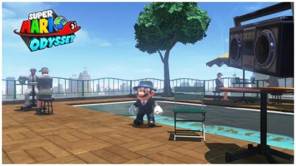 Super Mario Odyssey - pays gratte-ciel 9