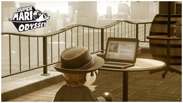 Super Mario Odyssey - pays gratte-ciel 12