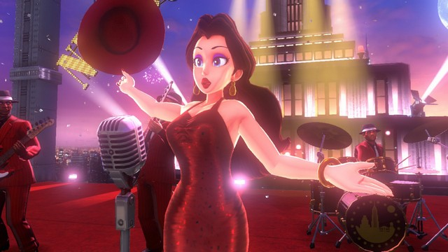 Super Mario Odyssey - pays gratte-ciel 20