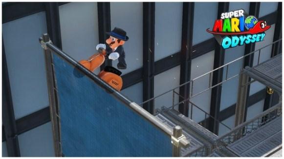 Super Mario Odyssey - pays gratte-ciel 32