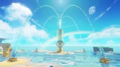 Super Mario Odyssey - pays de la mer 10