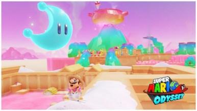 Super Mario Odyssey - pays de la cuisine 1