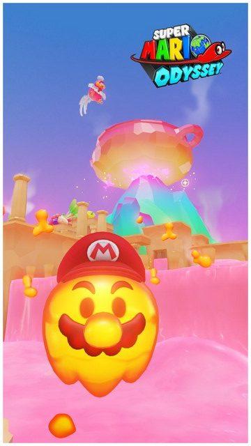 Super Mario Odyssey - pays de la cuisine 11