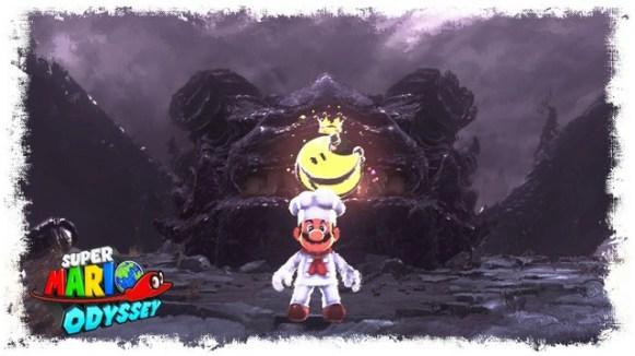 Super Mario Odyssey - pays des ruines 6