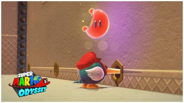 Super Mario Odyssey - pays de Bowser 4